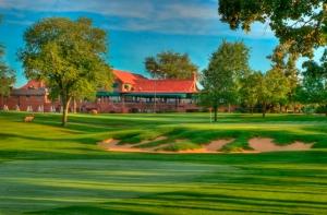 16th Hole Flossmoor Country Club