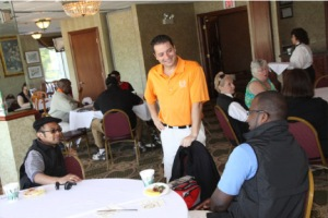 Golf Now Concierge Outing 2012 luncheon