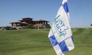 Lost Marsh Golf Course Hammond Flag