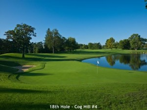 18th Hole Cog Hill