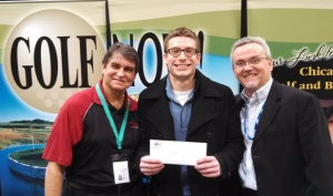 Keith Tarasiewicz - Winner of Prairie Landing Giveaway