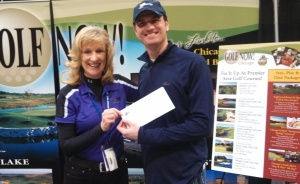 Kevin Tomich - Winner of South Shore Golf Package