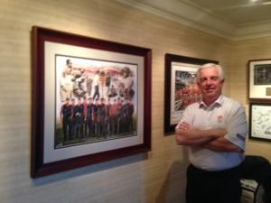 Roger Warren has plenty of good memories from his recent Ryder Cup experiences.
