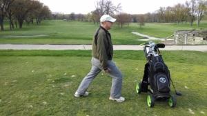Dynamic Stretching Golf 2
