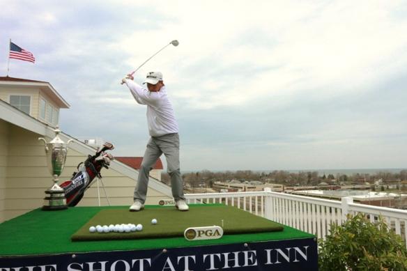 Kohki Idoki Golf Shot