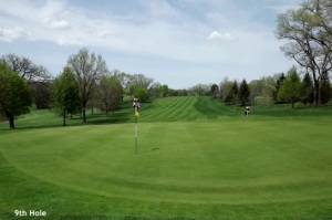 9th Hole Downers Grove Golf Couse