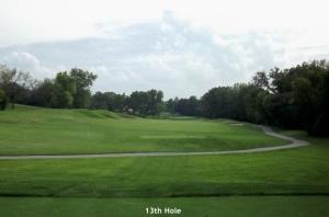 Cog Hill 4  13th Hole