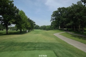 Cog Hill 4 3rd Hole