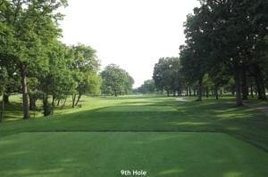 Cog Hill 4  9th Hole