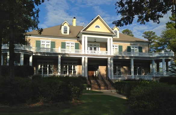 Dancing Rabbit's clubhouse