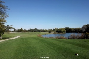 Marquette Park 3rd Hole