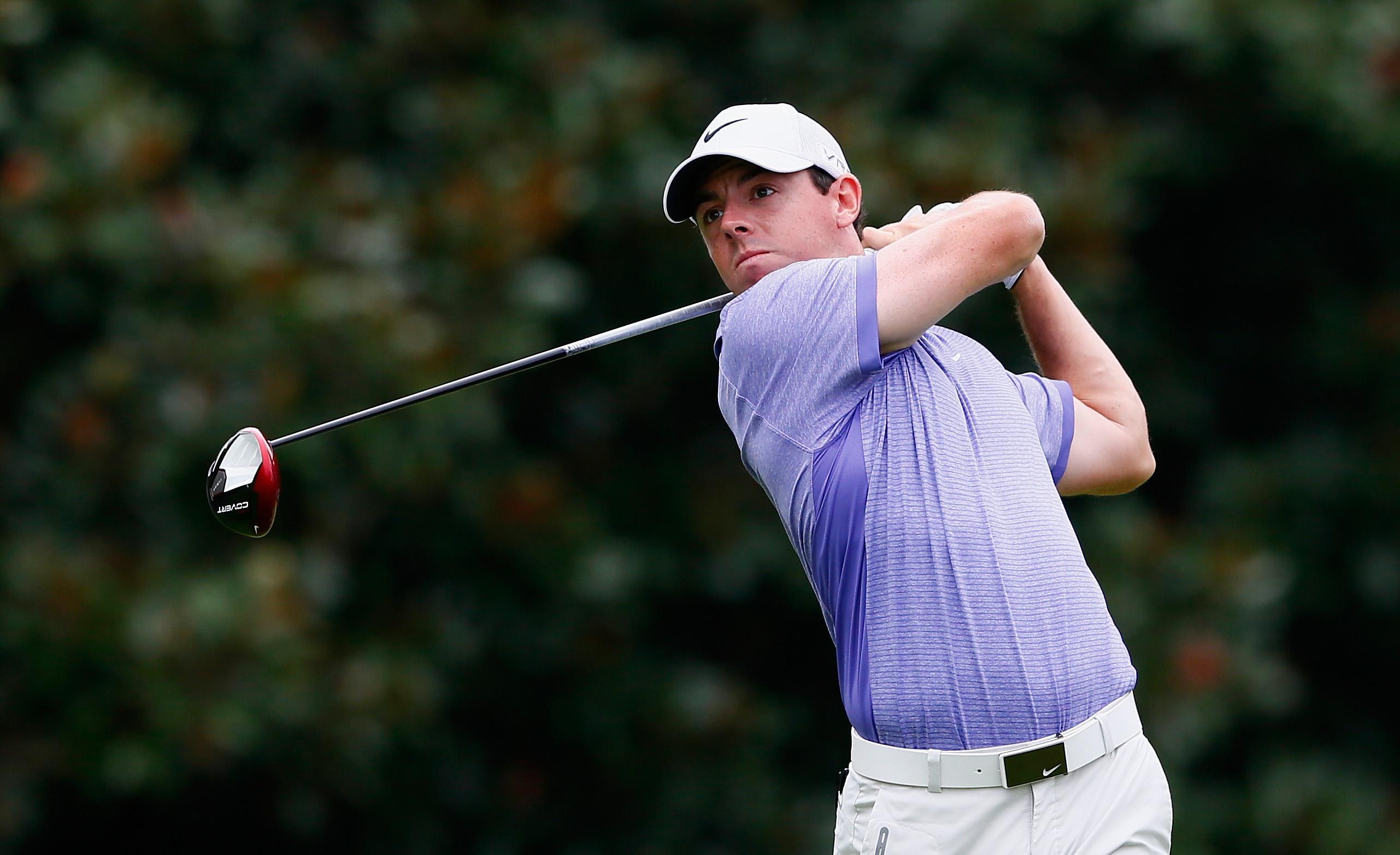 Rory Tour Championship Wednesday