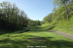 Eagle Ridge 4th Hole - South Course
