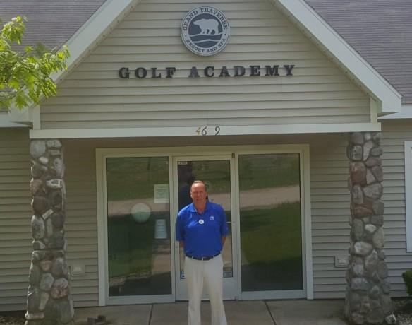 Mark Hill Grand Traverse Golf Academy