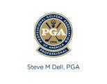 Steve Dell PGA Logo