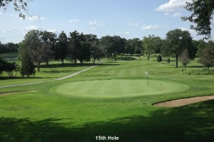 Eaglewood 15th Hole