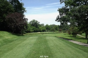 Eaglewood 6th Hole