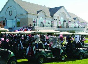 Odyssey Golf For Veterans
