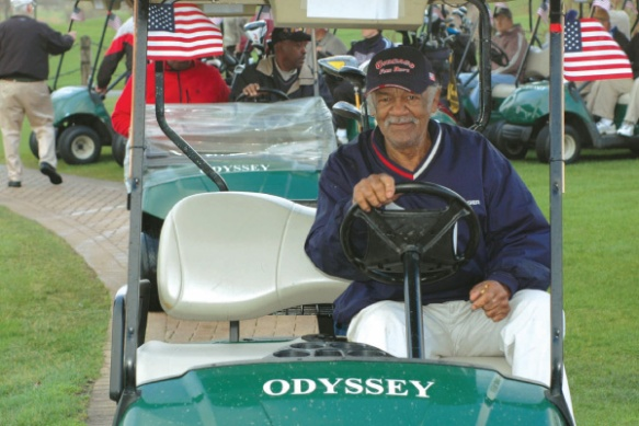 Odyssey Golf For Veterans